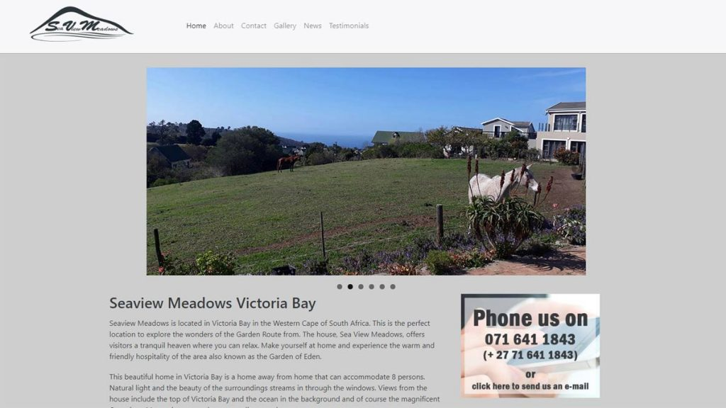 Seaview Meadows Victoria Bay