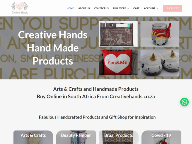 Creative Hands Hand Made Products